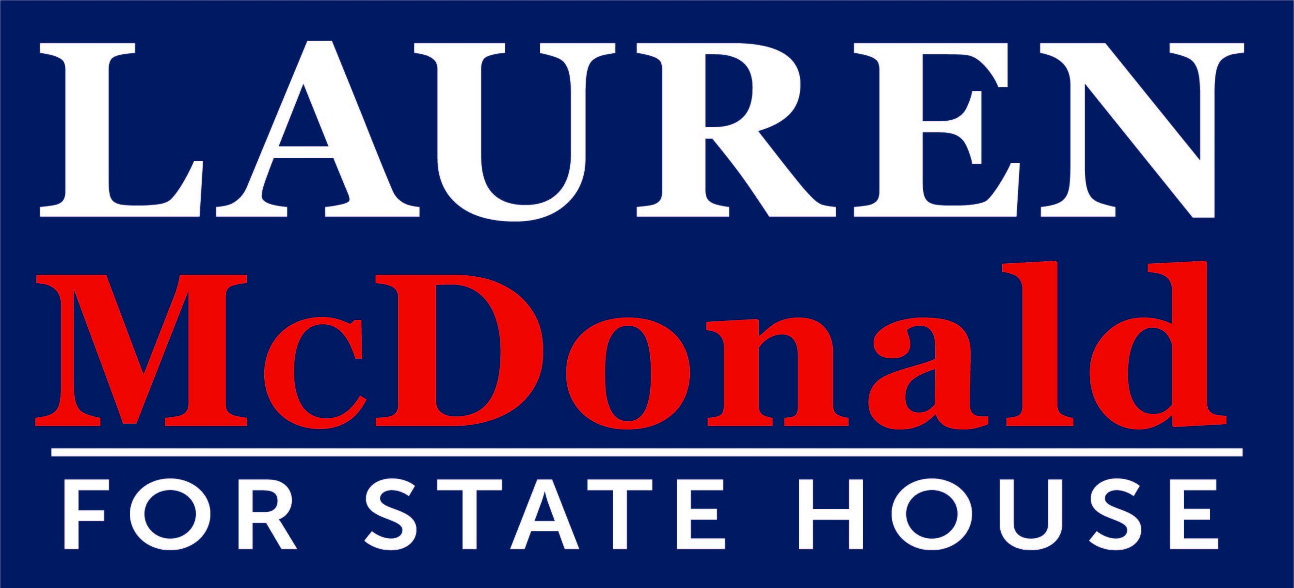Vote Lauren McDonald